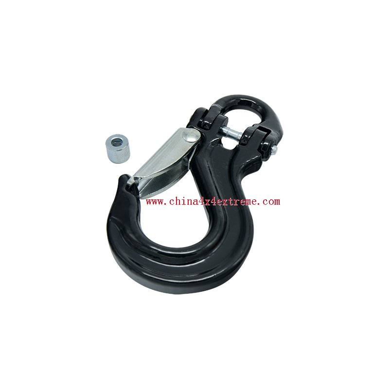 black Winch hook